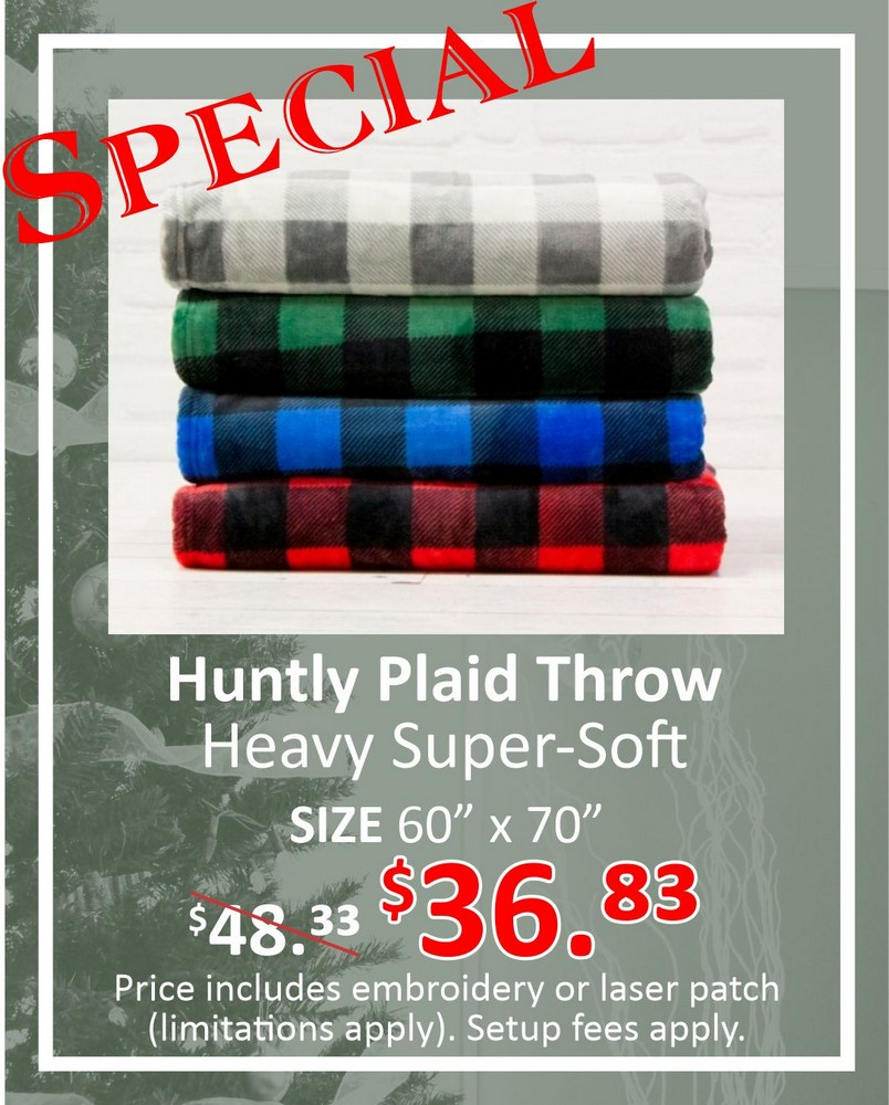 Huntly Blanket special